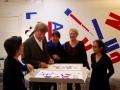 Galerie Werfkade, Opening